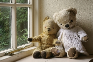 old bears from stock.xchng